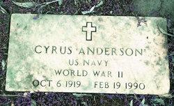 Cyrus Anderson