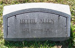 Hettie Allen