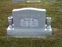 Hattie Bell Raleigh