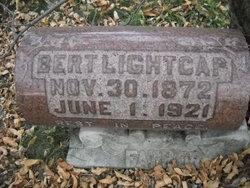 "Albert ""Bert"" Lightcap"