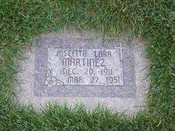 Josefita Lara Martinez