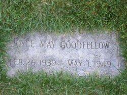 Joyce May Goodfellow