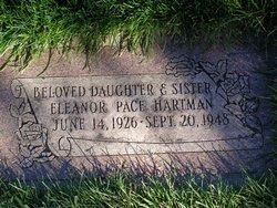 Eleanor June <I>Pace</I> Hartman