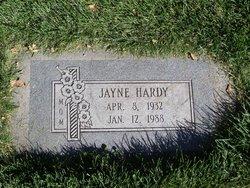 Lillian Jayne <I>Adams</I> Hardy