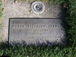 Heber Fielding Hardy