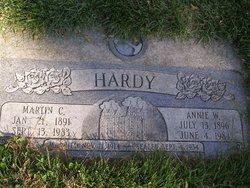 Annie May <I>Watson</I> Hardy