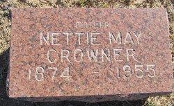 Nettie May <I>Corey</I> Crowner