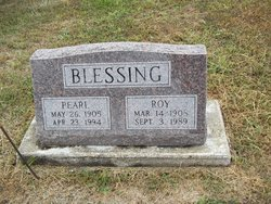 Roy Blessing