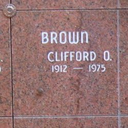 Clifford Orin Brown