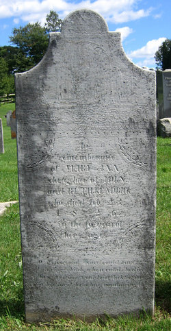 Mary Ann Kendrick