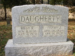 Phamy Jane <I>Taylor</I> Daugherty
