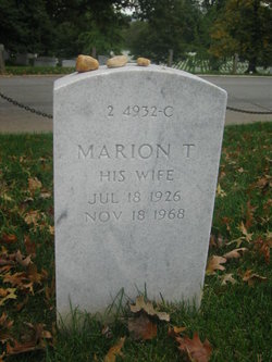 Marion T Jacobson