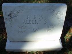 Albert Stephen Burks, Jr