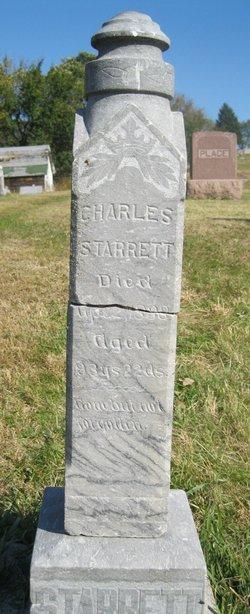 Charles Starrett, Sr