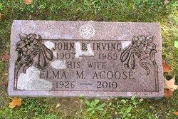 Elma Mary <I>Acoose</I> Irving