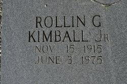 Rollin Green Kimball, Jr