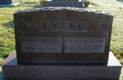 Velma Blanch <I>Sherrill</I> Eyler