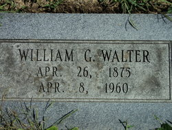 William George Walter