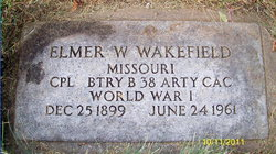 Elmer William Wakefield