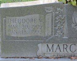 Theodore W Marchant