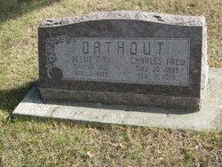 Bessie May <I>Cox</I> Oathout