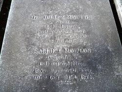 Sallie Collier Molton
