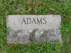 Katherine C Adams