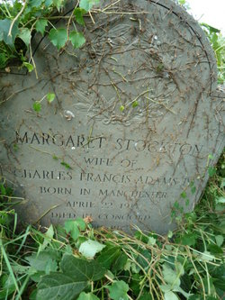 Margaret <I>Stockton</I> Adams