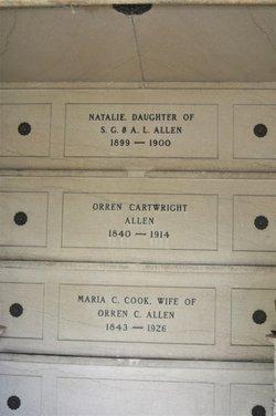 Orren Cartwright Allen