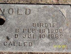 Birdie Arnold