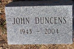 John Edward Duncens
