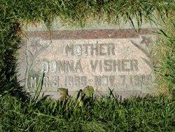 Donna <I>Golish</I> Visher