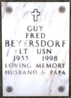 Guy Fred Beyersdorf