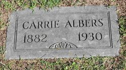 Carrie Albers