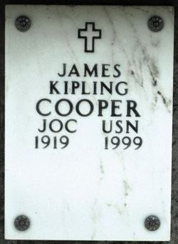 James Kipling Cooper