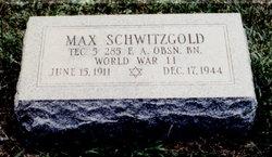 Max Victor Schwitzgold
