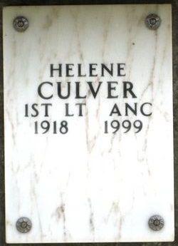 Helene Culver
