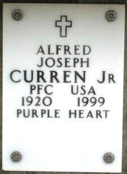Alfred Joseph Curren, Jr