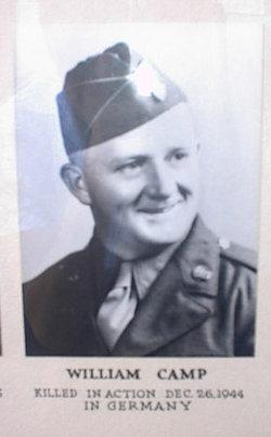 Pvt William John Camp