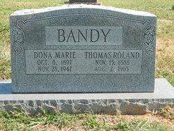 Thomas Roland Bandy