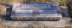"Vernon Garfield ""Barney"" Leichliter"