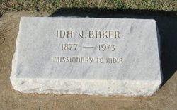 Ida B <I>Vanatta</I> Baker