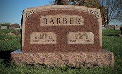 Maude M <I>Harmison</I> Barber