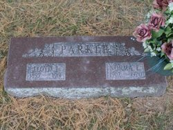 Norma E. <I>Alexander</I> Parker