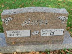 Dorothy <I>Lawton</I> Ames