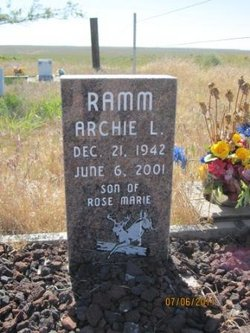 Archie L Ramm