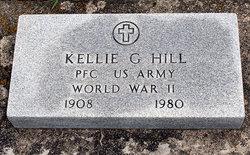Kellie G Hill