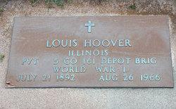 """Louis """"Louie"""" Hoover"""