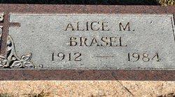 Alice M Brasel