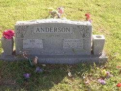 Nancy <I>Riley</I> Anderson